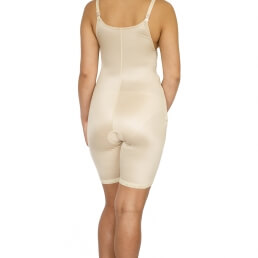 Female, Pants, Mid thigh, high Back, Normal Support, side Zip, Open crotch - back
