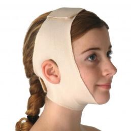 Chin support, Open ear